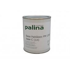 Акрил полиуретановая краска для стекла PaliGlass FM 1240 base (1L)